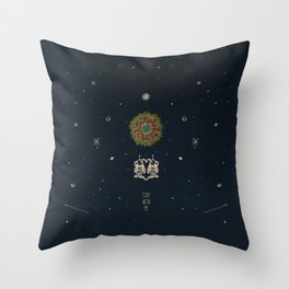 5. Stay with me Throw Pillow