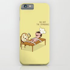 The pepperoni Slim Case iPhone 6s