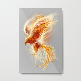fenix Metal Print