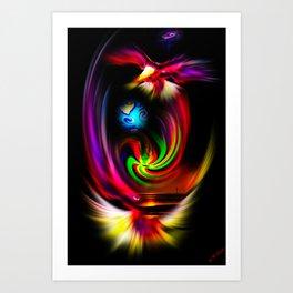 Fredom Art Print