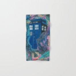 Doctor Who - Tardis Hand & Bath Towel