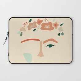 inspired by frida Laptop Sleeve