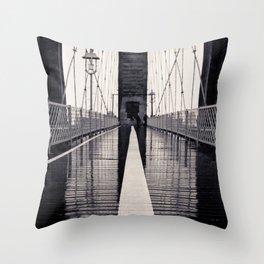 Brooklyn Bridge - 2  Throw Pillow