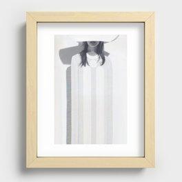 Vogue #29 Recessed Framed Print