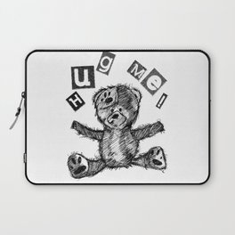 I Need A Bear Hug Laptop Sleeve