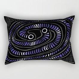 Gravitational Waves Rectangular Pillow