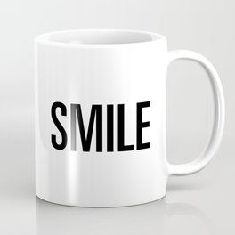 Smile Coffee Mug