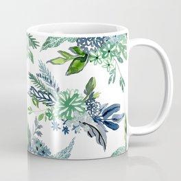 Winter Bouquets Coffee Mug
