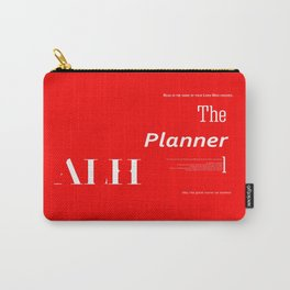The Planner Carry-All Pouch