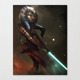 Battle time! Canvas Print