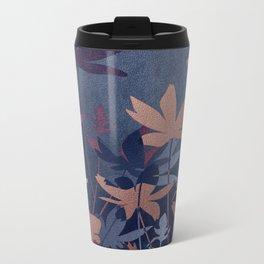 Night Garden Metal Travel Mug