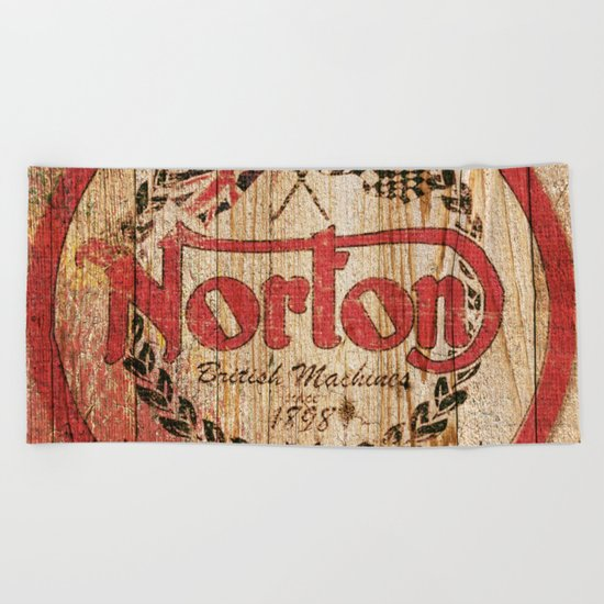 Norton Beach Towel