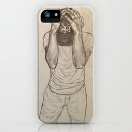 David iPhone Case