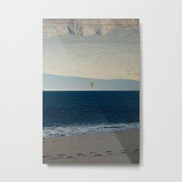 Weekend on the Beach Metal Print