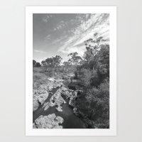 Listen to the Silence Art Print