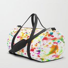 Sunday Splatter Duffle Bag