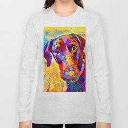 Doberman 4 Long Sleeve T-shirt