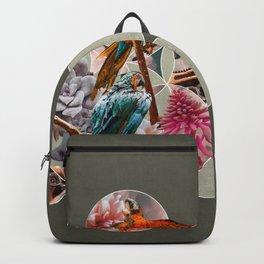 mystry garden Backpack