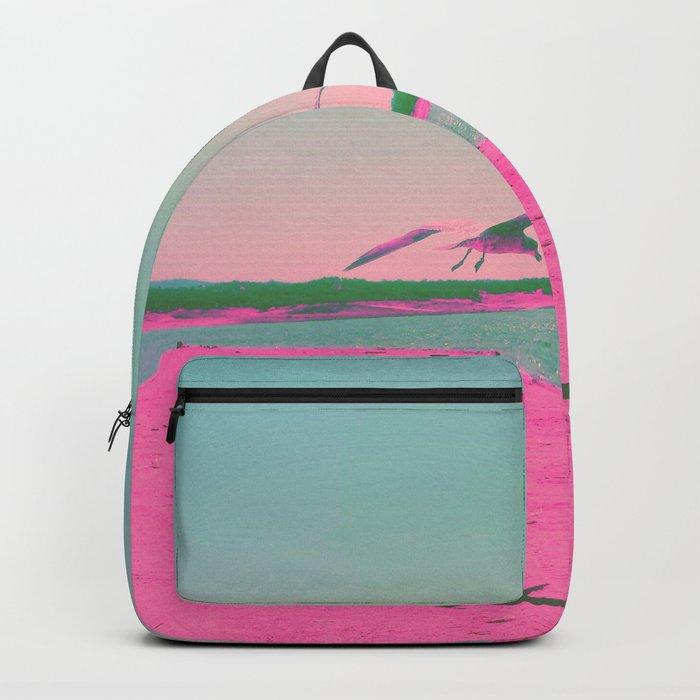 Beach Day Backpack