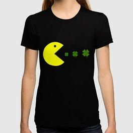 Saint Patricks Day Funny Shamrock Kids Women Men T-shirt