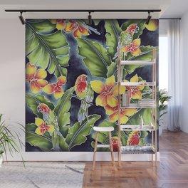 Tiki Talk Wall Mural