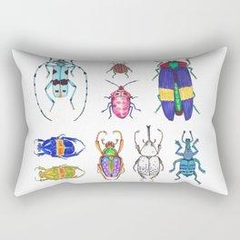 beetles Rectangular Pillow
