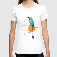 oklahoma T-shirts featuring Oklahoma Bird by HK Chik