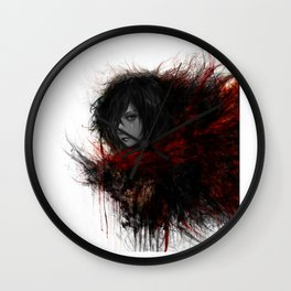 Ackerman  Wall Clock
