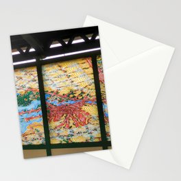 A Subway art Stationery Cards