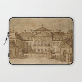 The castle Laptop Sleeve