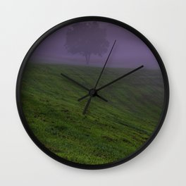 That peaceful moment Wall Clock