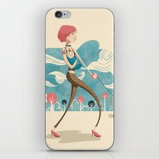 Yummy Mummy iPhone & iPod Skin