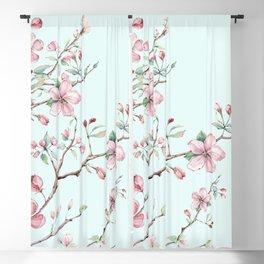 Apple Blossom #society6 #buyart Blackout Curtain