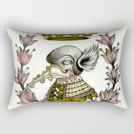 Crowned Rectangular Pillow