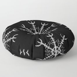 Aegishjalmur II Floor Pillow