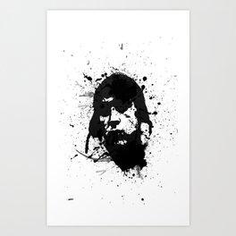 False Identity  Art Print