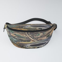 Time Is Money Fanny Pack