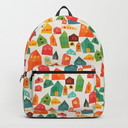 Looking at the same sun Backpack