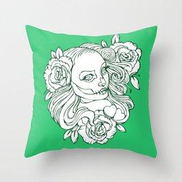 Boni Malevich Throw Pillow