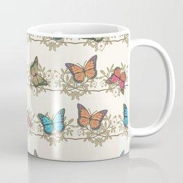 Assorted butterflies Coffee Mug