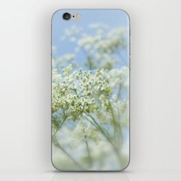 Queen Annes Lace iPhone Skin