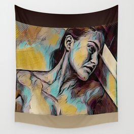 Disbelief Wall Tapestry