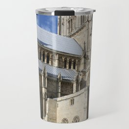 York Minster, England Travel Mug