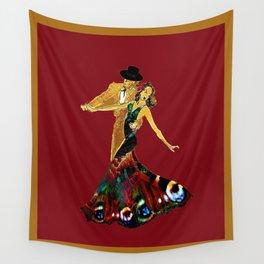 DANCERS - La Fiesta Wall Tapestry