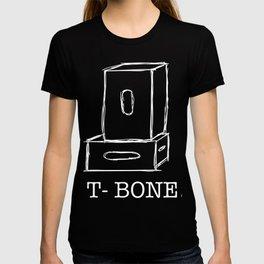 T-Bone Apple box (white) T-shirt