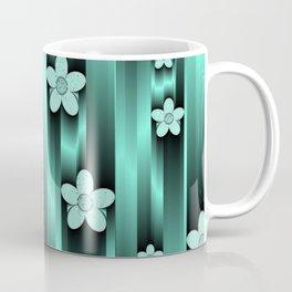 colored subtle pattern Coffee Mug
