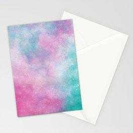 Watermelon Galaxy Stationery Cards