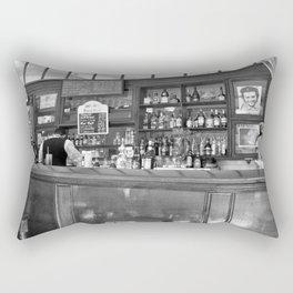 Bar in Old Havana, Cuba Rectangular Pillow