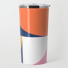 Abstract Geometric 17 Travel Mug