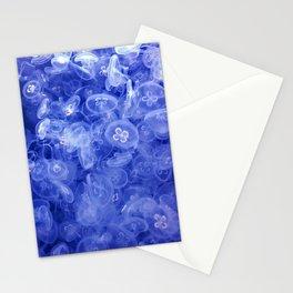 Jellyfish ocean Stationery Cards